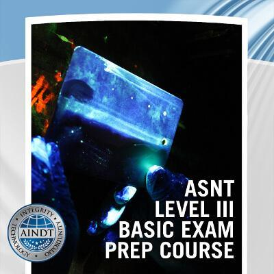 ASNT Level III Basic Exam Materials